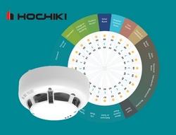 Detector multicriterio ACD-EN, triple tecnología (óptico, térmico y CO) de Hochiki