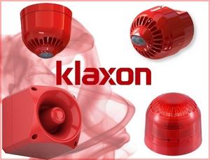 Gama de dispositivos audiovisuales de Klaxon